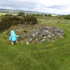Dragon's teeth Circle- Beaghmore