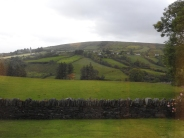 "View from ""The Bothey"". Rousky, Northern Ireland."