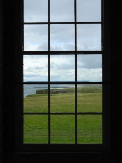 View from Mussenden Temple, Northern Ireland