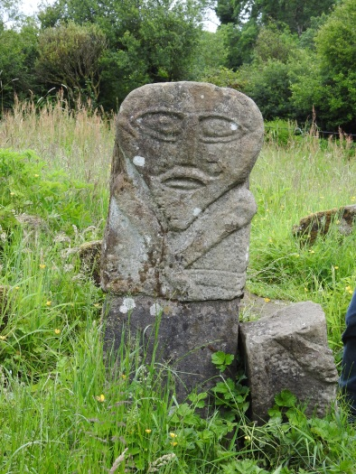 The Janus Figure, Boa Island Northern Ireland
