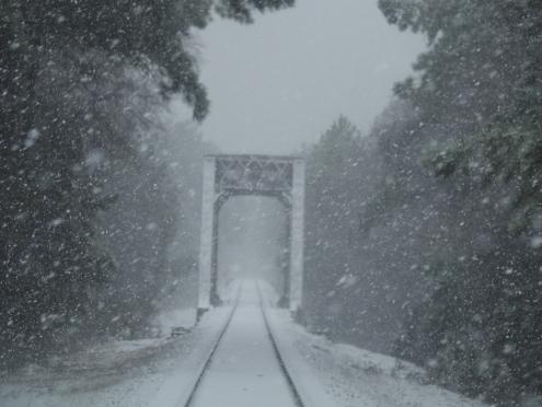 Satilla River Trestle Bridge